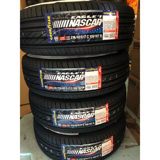 グッドイヤー(Goodyear)のGY NASCAR 215/65R16 4本 新品未使用(タイヤ)