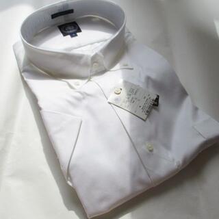 ジェイプレス(J.PRESS)のたま様専用新品 J.プレス2枚 白 半袖シャツ 50/5L 綿100%(シャツ)