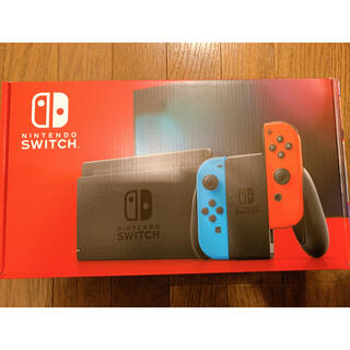 Nintendo Switch - Nintendo Switch 本体 ネオン スイッチ 新型
