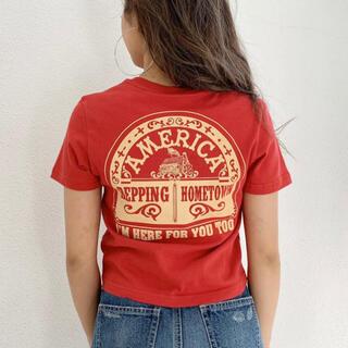 ジェイダ(GYDA)のGYDA GOD IS GOODショートTシャツ ♢新品未使用♢(Tシャツ/カットソー(半袖/袖なし))