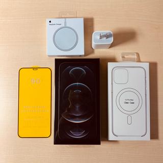 iPhone -  新品 SIMフリー iphone 12 pro Max 128 グラファイト