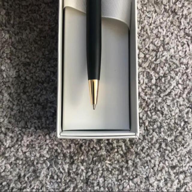 Parker(パーカー)のPARKER ソネット マットブラックGT ボールペン インテリア/住まい/日用品の文房具(ペン/マーカー)の商品写真