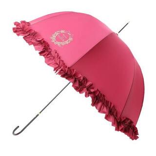 Maison de FLEUR - 日傘 ピンク メゾンドフルール 送料無料