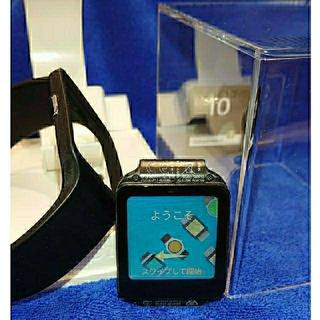 ソニー(SONY)のSONY SmartWatch 3 SWR50 B(腕時計(デジタル))