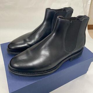Crockett&Jones - 美品》ジャランスリワヤ サイドゴアブーツ UK9 ブラック