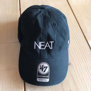 1LDK SELECT - NEAT キャップ 帽子 初期 ブラック ニート