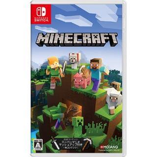 Nintendo Switch - 新品未開封マイクロソフト Microsoft Minecraft(マインクラフト