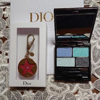 クリスチャンディオール(Christian Dior)のディオールノベルティキーホルダー(キーホルダー)