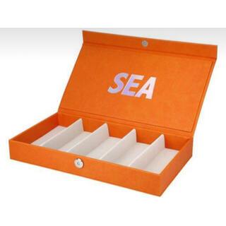 シー(SEA)のWIND AND SEA × Zoff コレクションケース box(サングラス/メガネ)