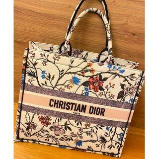 クリスチャンディオール(Christian Dior)のクリスチャンディオール ローズムタビリス トートバッグ(その他)