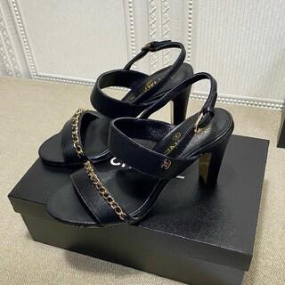 クリスチャンディオール(Christian Dior)の新品Chanelハイヒール    (ハイヒール/パンプス)