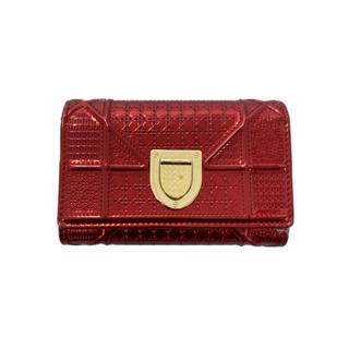 クリスチャンディオール(Christian Dior)のクリスチャンディオール  ディオラマエランセウォレット 3つ折り 財布(財布)