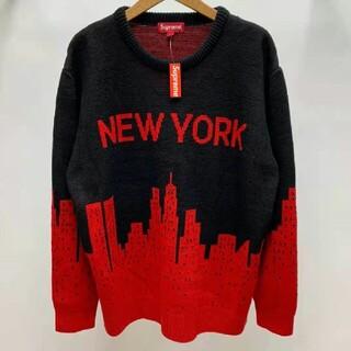 Supreme - Supreme 20SS New York Sweater