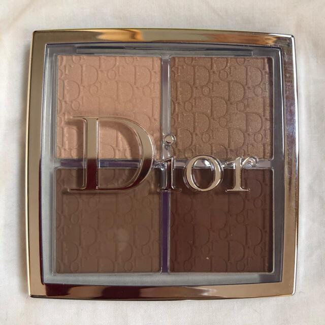 Dior(ディオール)のCD ディオール バックステージ コントゥールパレット #001 ユニバーサル コスメ/美容のベースメイク/化粧品(アイシャドウ)の商品写真