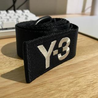 Y-3 - Y-3 ベルト M ネイビー