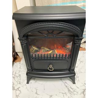 ニトリ(ニトリ)の暖炉型 ファンヒーター(ファンヒーター)