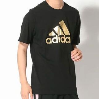 adidas - 【未使用品】adidas 半袖Tシャツ size:M