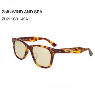 シー(SEA)の【新品未使用】Zoff×WIND AND SEA サングラス(サングラス/メガネ)