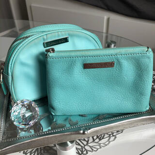 ティファニー(Tiffany & Co.)のTiffany & Co. ポーチセット(ポーチ)