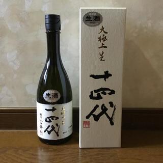 十四代 大極上生 播州山田錦 720ml