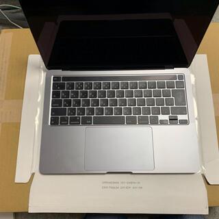 アップル(Apple)の「新品同様」M1 MacBook pro (8GB/ 512GB)(ノートPC)