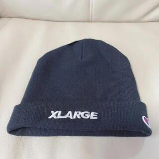 XLARGE - 【XLARGE×champion ニット帽 】レア!ニットキャップ ビーニー