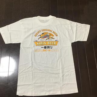 キリン(キリン)のキリン一番絞りTシャツ(アルコールグッズ)