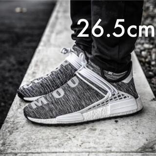 アディダス(adidas)の美品 希少 Pharrell Williams Adidas NMD 26.5(スニーカー)