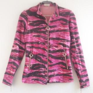 ◆63 入手困難 レア HYSTERICS ライダースジャケット ピンク