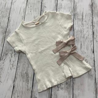 プティマイン(petit main)のプティマイン100㎝ Tシャツ(Tシャツ/カットソー)