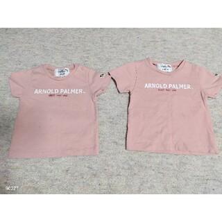 アーノルドパーマーTシャツ2枚セット(Tシャツ/カットソー)