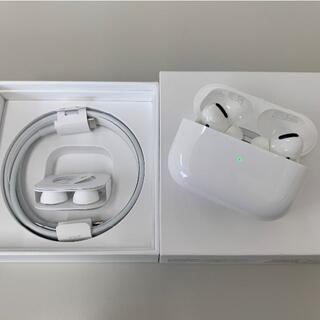 Apple - AirPods Pro MWP22J/A 美品