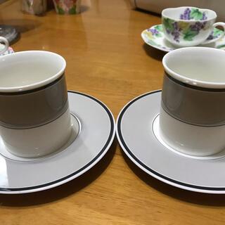 レノマ(RENOMA)のレノマ ペアコーヒーカップ(食器)