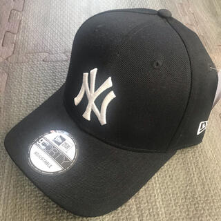 NEWERA ニューエラ キャップ NY ヤンキース 黒 ブラック