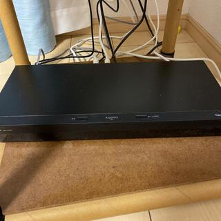 アクオス(AQUOS)のAQUOSブルーレイ 2B-C10CW1 1TB  HDMIケーブル1本付(ブルーレイレコーダー)