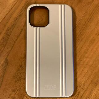 ゼロハリバートン(ZERO HALLIBURTON)の【超美品】ZERO HALLIBURTON iPhone12/12Proケース(iPhoneケース)