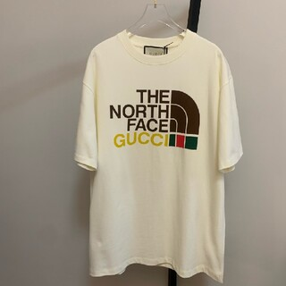 THE NORTH FACE - ノースフェイス×GUCCI Tシャツ Lサイズ 新品未使用