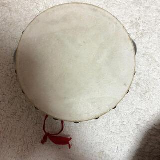 ヤマヨ タンブリン タンバリン 15cm(パーカッション)