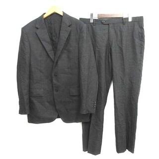 アレグリ(allegri)のアレグリ allegri スーツ セットアップ ストライプ 2B ウール グレー(スーツジャケット)