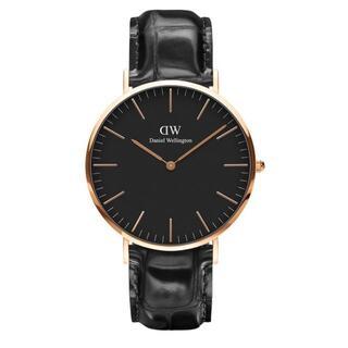 ダニエルウェリントン(Daniel Wellington)の新品 Daniel Wellington 40mm 腕時計 DW00100129(腕時計(アナログ))