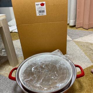 フジホーロー(富士ホーロー)のハニーウェア ビームスプラス 鍋(鍋/フライパン)