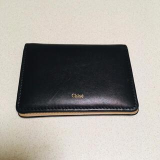 クロエ(Chloe)のChloe パスケース 定期入れ(パスケース/IDカードホルダー)