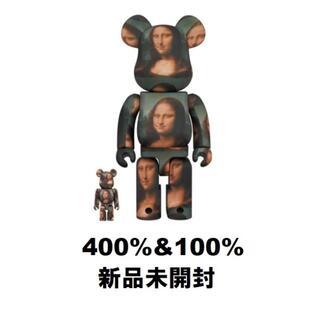 メディコムトイ(MEDICOM TOY)のBE@RBRICK Mona Lisa 400% モナリザ MCT(その他)