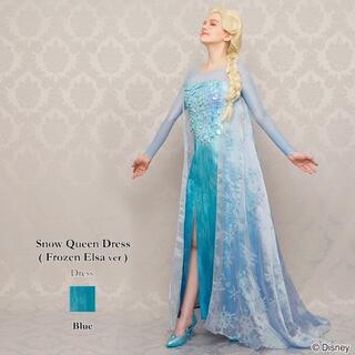 シークレットハニー(Secret Honey)のシークレットハニー アナと雪の女王 エルサ ドレス 仮装 衣装 コスプレ 新品(衣装一式)