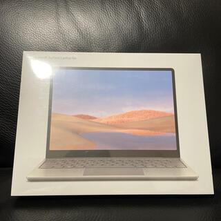 マイクロソフト(Microsoft)のSurface Laptop Go eMMC:64GB /メモリ:4GB (ノートPC)