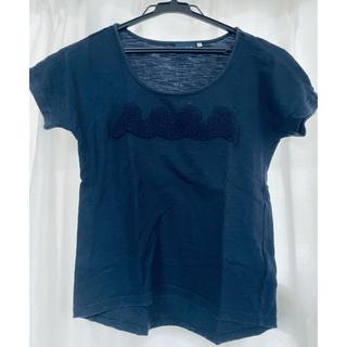 ロンハーマン(Ron Herman)のムータマリンネイビーTシャツ ムータTシャツ muta サイズM(Tシャツ(半袖/袖なし))