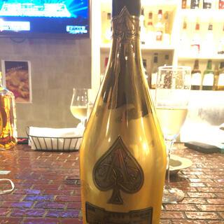アルマンドバジ(Armand Basi)のアルマンド 空瓶(シャンパン/スパークリングワイン)