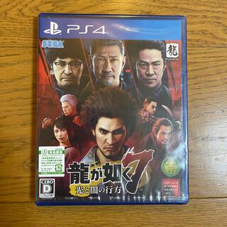 龍が如く7 光と闇の行方 PS4(家庭用ゲームソフト)