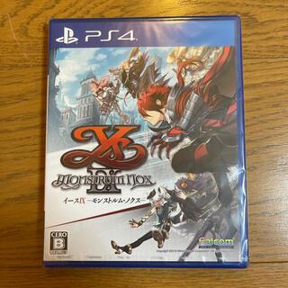 イースIX -Monstrum NOX- PS4(家庭用ゲームソフト)