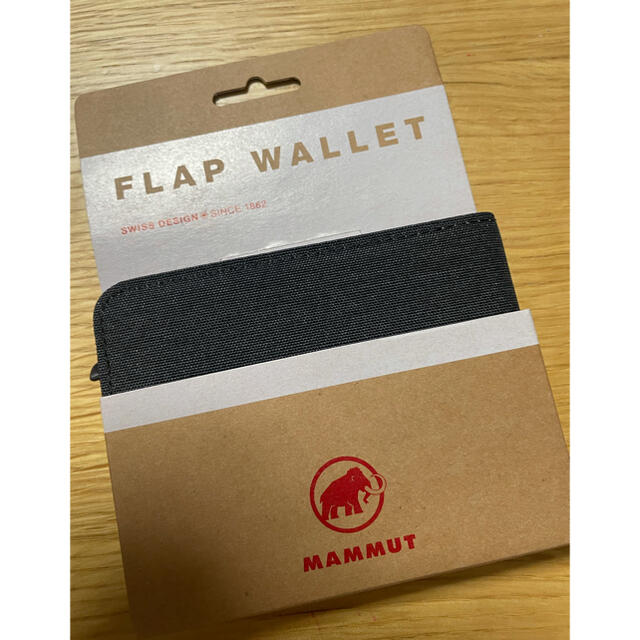 Mammut(マムート)のマムート フラップ ウォレット 財布 スポーツ/アウトドアのアウトドア(登山用品)の商品写真